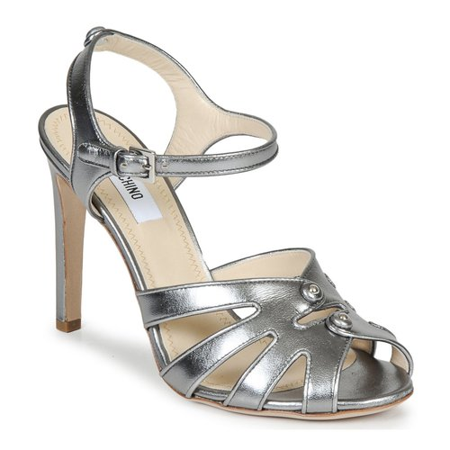 Chaussures Femme Sandales et Nu-pieds Moschino MA1604 NAPPA-ACCAI