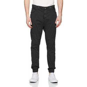 Vêtements Homme Pantalons Le Temps des Cerises Pantalon Homme 860NIK Noir 38