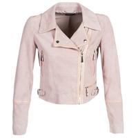 Vêtements Femme Vestes en cuir / synthétiques Guess JUNKO Rose