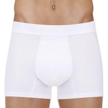 Sous-vêtements Homme Boxers Protechdry Boxer coton incontinence légère à modérée Blanc