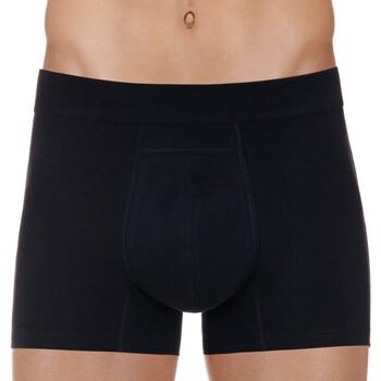 Sous-vêtements Homme Boxers Protechdry Boxer coton incontinence légère à modérée Noir