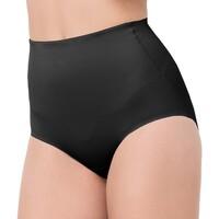 Sous-vêtements Femme Culottes & slips Julimex Culotte haute gainante Julianne Noir Noir