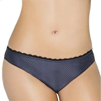Sous-vêtements Femme Culottes & slips Antigel Culotte irisée Masculin singulière bleu smalt Bleu