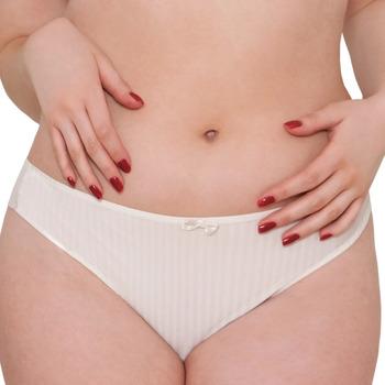 Sous-vêtements Femme Culottes & slips Curvy Kate Luxe Beige
