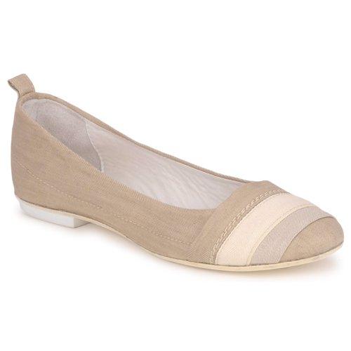 Chaussures Femme Ballerines / babies Marithé & Francois Girbaud BRUMES Beige