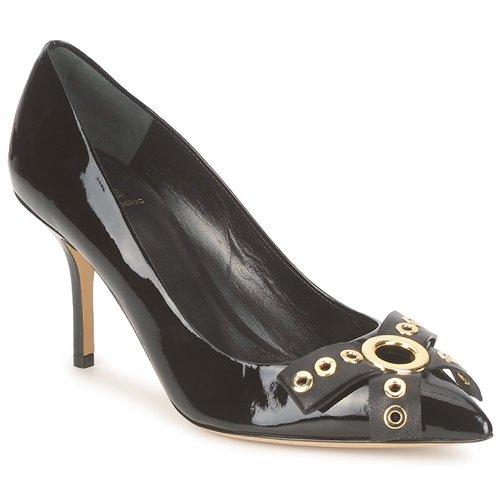 Chaussures Femme Escarpins Moschino Cheap & CHIC CA1012 000-NOIR