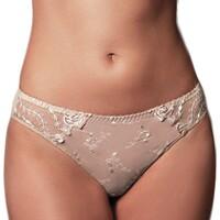 Sous-vêtements Femme Culottes & slips Louisa Bracq Culotte Lys Royal Beige