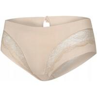 Sous-vêtements Femme Culottes & slips Julimex Slip femme avec dentelle Kiss nude Beige