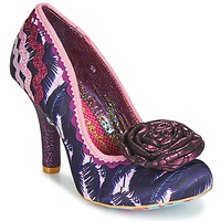 Chaussures Femme Escarpins Irregular Choice PRIZE WINNER Violet