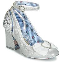 Chaussures Femme Escarpins Irregular Choice DEITY Argenté