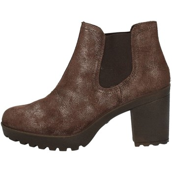 Chaussures Femme Bottines Imac 207721 MARRON