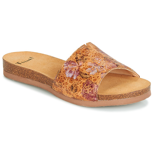 Chaussures Femme Mules Think TANA Marron