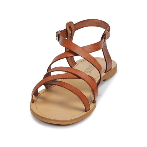 Size Chaussures Iditron pieds Sandales Nu Femme Et So Marron vNm8n0w