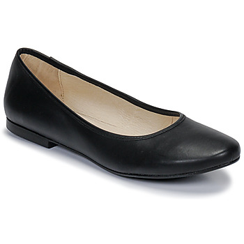 Chaussures Femme Ballerines / babies So Size JARALUBE Noir