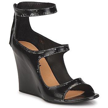 Chaussures Femme Sandales et Nu-pieds Premiata 2830 LUCE NERO