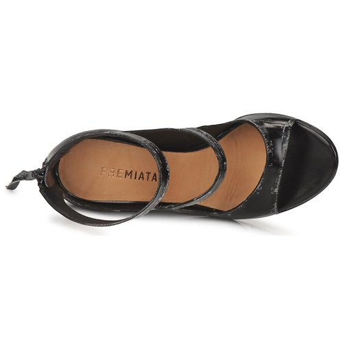 Luce Nu Femme pieds Nero Premiata Sandales Et 2830 wOkX08nP