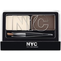 Beauté Femme Maquillage Sourcils Nyc Kit sourcils 876 brunette Marron