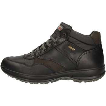 Chaussures Homme Baskets montantes Grisport 8665LV.5G Noir