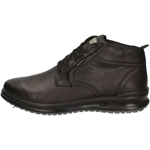 Chaussures Homme Baskets montantes Grisport 43015A2G botte Homme NOIR NOIR