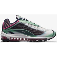 Chaussures Homme Baskets mode Nike Nike Air Max Deluxe - Enamel Green / Metallic Silver / Obsidian 25