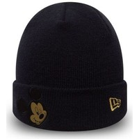 Accessoires textile Enfant Bonnets New Era Bonnet enfant Walt Disney Mickey Mouse CHARACTER KNIT CHILD Bleu marine