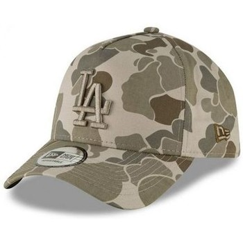 Casquette New Era Casquette trucker Los Angeles Dodgers CAMO AFRAME