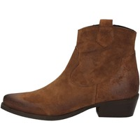Chaussures Femme Low boots Cube 801 Leather