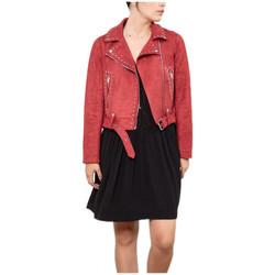 Vêtements Femme Blousons Le Temps des Cerises Blouson Femme SUEDIPERF Velvet 8