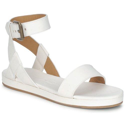Rochas RO18002 Blanc - Livraison Gratuite avec  - Chaussures Sandale Femme