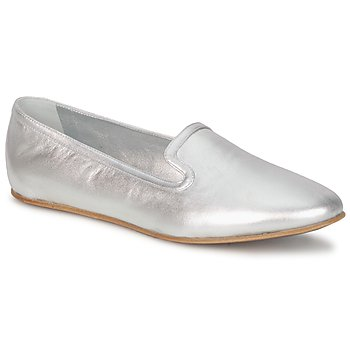 Chaussures Femme Mocassins Rochas RO18101 Silver