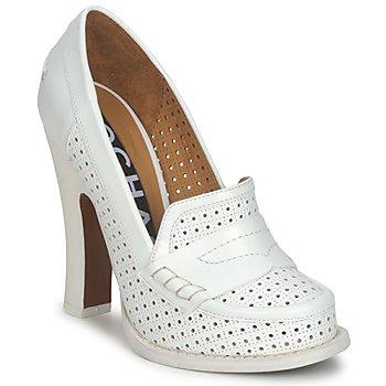 Chaussures Femme Escarpins Rochas RO18031 Blanc