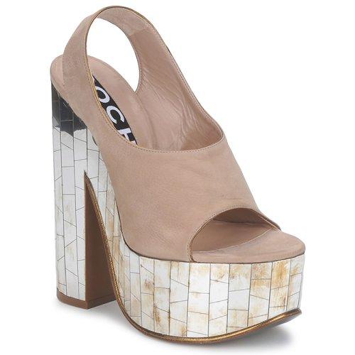 Chaussures Femme Sandales et Nu-pieds Rochas RO18175 Tabac