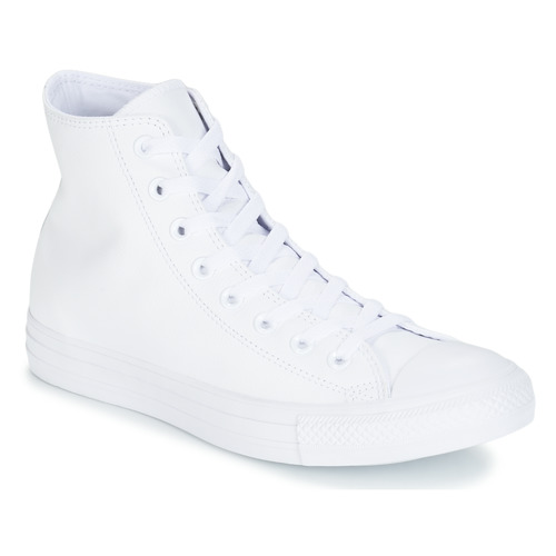 converse all star cuir kaki