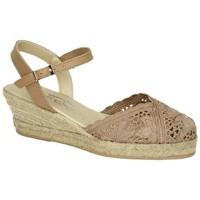 Chaussures Femme Espadrilles Torres  Marron