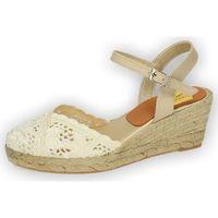 Chaussures Femme Sandales et Nu-pieds Torres  Beige