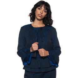 Vêtements Femme du créateur italien Roberto Cavalli C2ISB519-91476202 Blu
