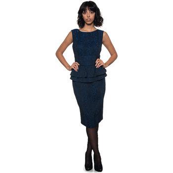 Vêtements Femme Robes courtes Roberto Cavalli D2ISB433-91476202 Blu