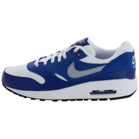 Chaussures Enfant Baskets basses Nike Air Max 1 Junior - Ref. 555766-111 Blanc