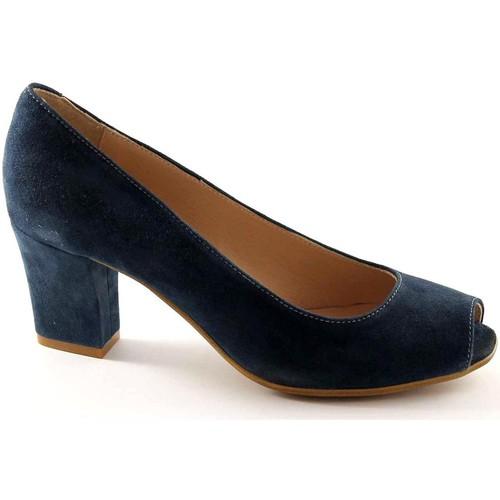 Chaussures Femme Escarpins Grunland GRU-SC1142-RO Blu