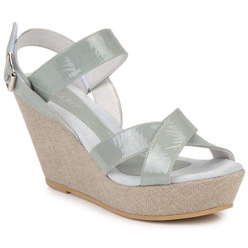 Chaussures Femme Sandales et Nu-pieds Regard RAGA Vert pâle