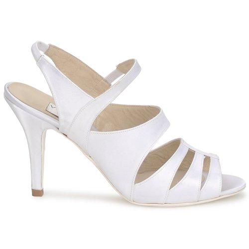 Et pieds Nu Vouelle Blanc Elisa Femme Chaussures Sandales XkOiPuZ