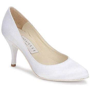 Chaussures Femme Escarpins Vouelle LEA Blanc