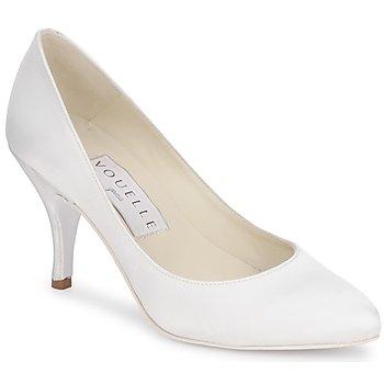 Chaussures Femme Escarpins Vouelle LEA Ivoire