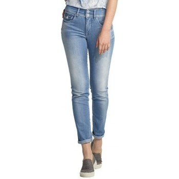 Vêtements Femme Jeans slim Salsa Jean  push in secret bleu 112701 Bleu