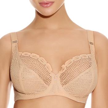 Sous-vêtements Femme Corbeilles & balconnets Freya Soutien-gorge avec armatures Rio naturally nude Beige