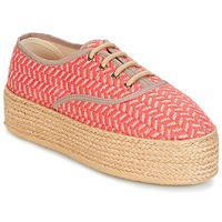Chaussures Femme Espadrilles Betty London CHAMPIOLA Corail