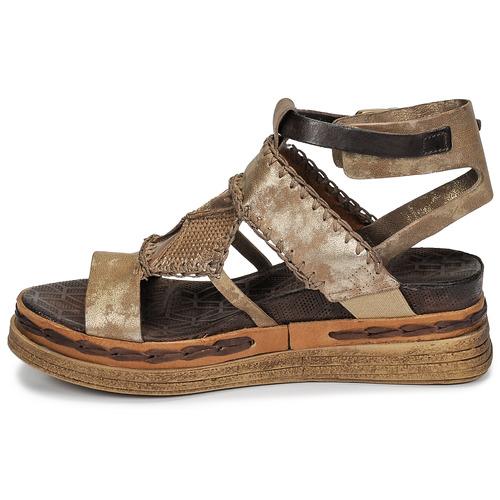 pieds Et Nu AirstepA 98 Doré Sandales Lagos Femme s bfvgY7y6