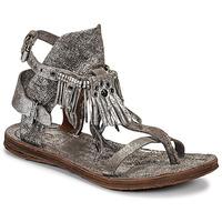 Chaussures Femme Sandales et Nu-pieds Airstep / A.S.98 RAMOS Argenté
