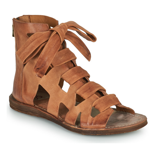 AirstepA Sandales Et Laces Nu pieds Ramos s Femme Camel 98 RL345Ajq