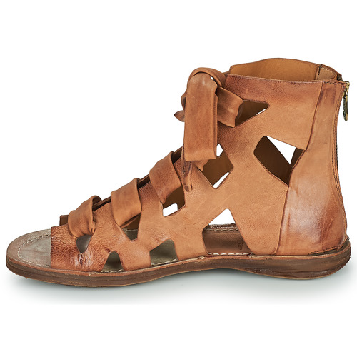 Nu s Sandales pieds Femme Laces Ramos 98 Camel AirstepA Et PXkiTwZuO
